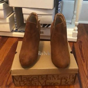Bella Marie Ankle Boots